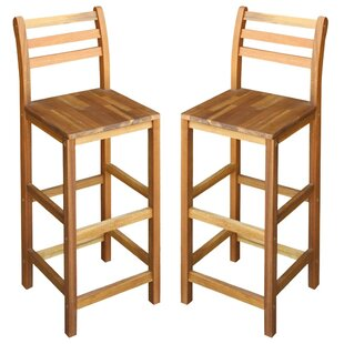 Christiana 75cm Bar Stool (Set Of 2) By Alpen Home