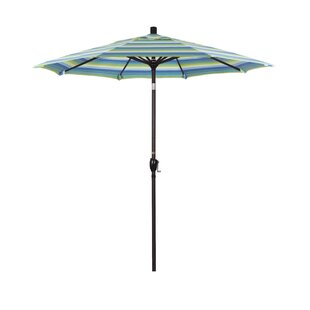 Cello 7.5' Market Sunbrella Umbrella by Darby Home Co Amazing