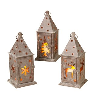 Gerson International 3 Piece Lamp Set
