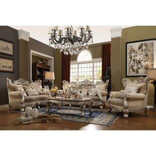 Astoria Grand Jarred Configurable Living Room Set