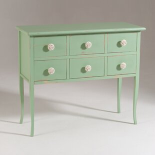 Cheval Console Table By August Grove