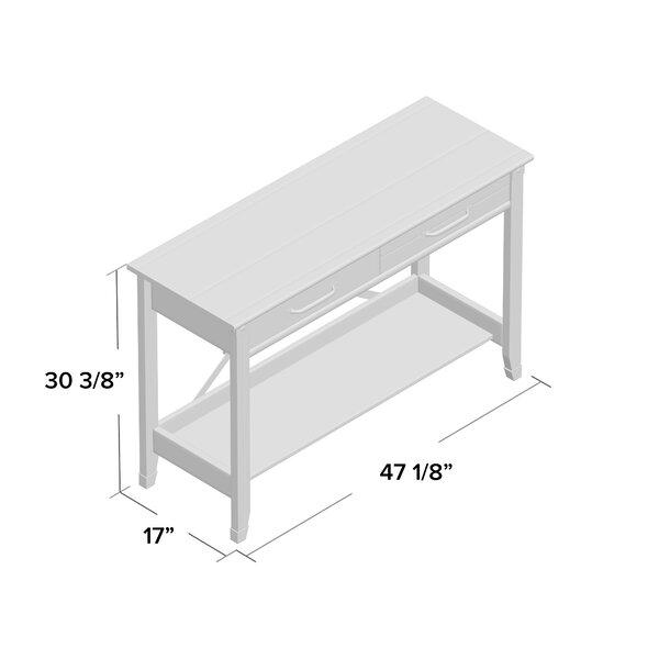 Trent Austin Design Chantrell 47 Console Table Reviews Wayfair