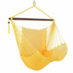 Freeport Park Eudora Rope Chair Hammock