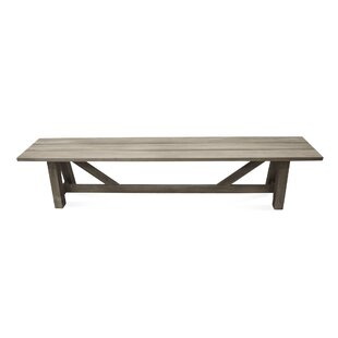 Rosecliff Heights Earnest Wooden Picnic Bench