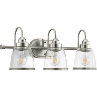 Affordable Chaya 3-Light Vanity Light By Breakwater Bay