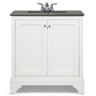 Burgoyne 31 inch  Single Bathroom Vanity Set