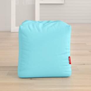 In / Out Cube Bean Bag By 17 Stories