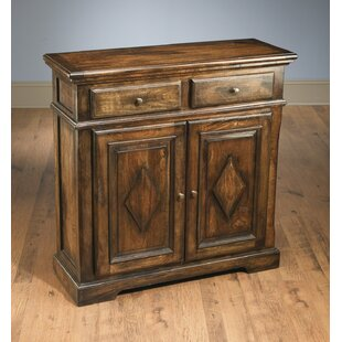 Hill Diamond 2 Door Accent Cabinet by August Grove