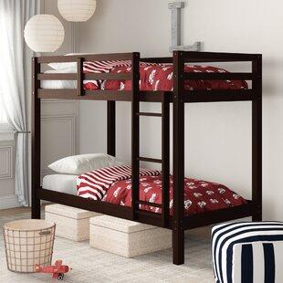 Binne Twin Over Twin Bunk Bed by Birch Lane™ Heritage