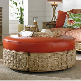 Twin Palms Cocktail Ottoman by Tommy Bahama Home