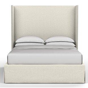 Dubbo Box Upholstered Panel Bed by Corrigan Studio