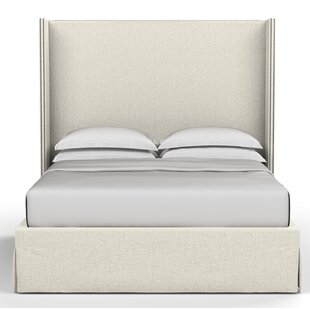 Searching for Dubbo Box Upholstered Panel Bed by Corrigan Studio Reviews (2019) & Buyer's Guide