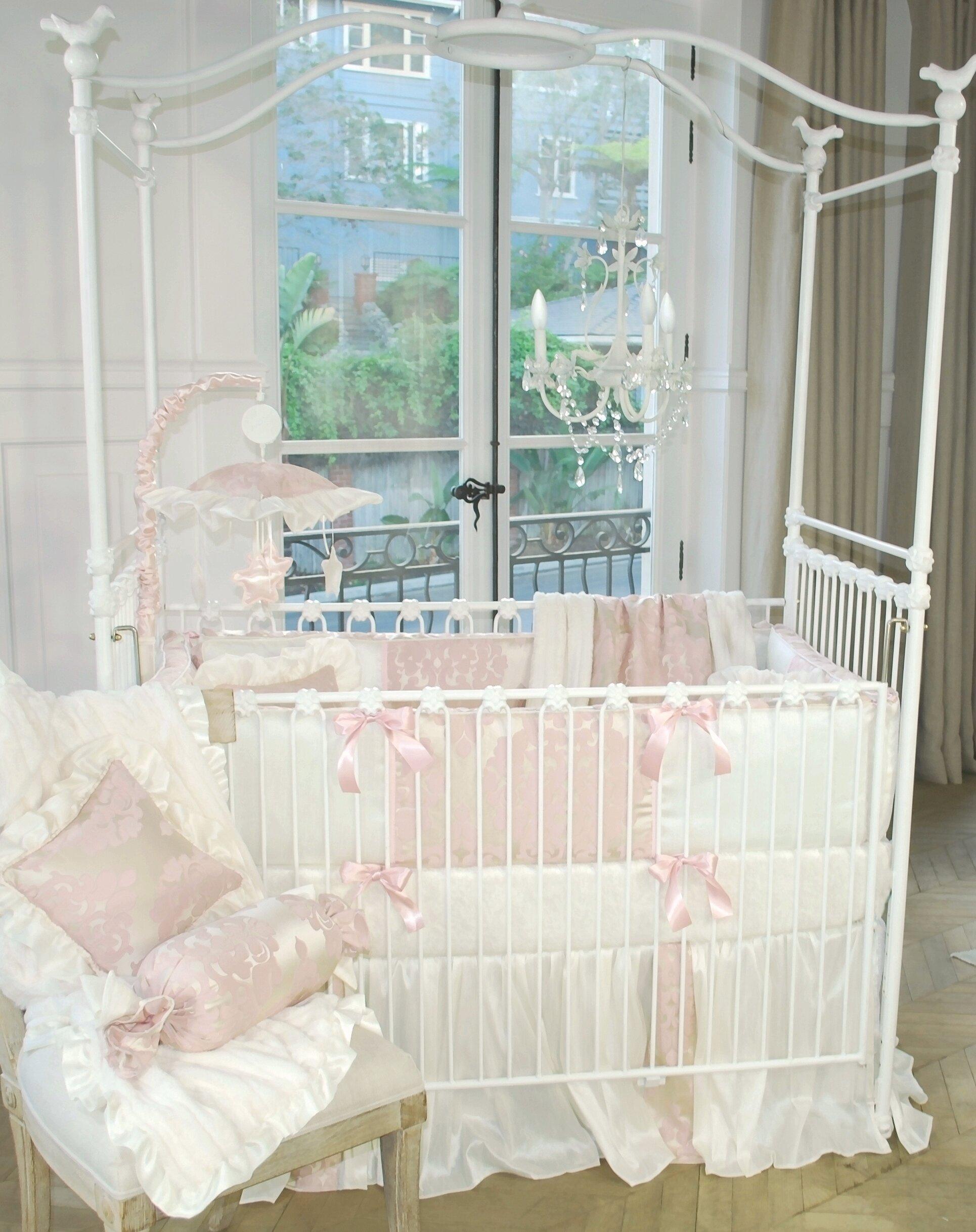 Harriet Bee Dematteo 4 Piece Crib