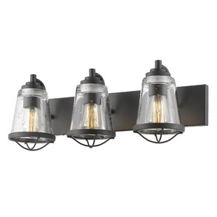 Find for Crowder 3-Light Vanity Light By Breakwater Bay