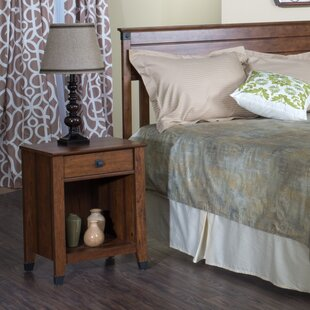 Shop For Redmond 1 Drawer Nightstand by Child Craft Reviews (2019) & Buyer's Guide