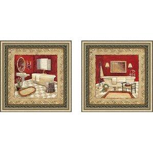 2 Piece Canvas Wall Art 2 piece wall art you'll love | wayfair