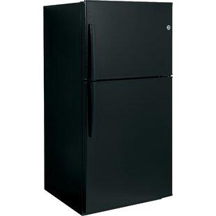 21.2 cu. ft. Energy Star® Top-Freezer Refrigerator by GE Appliances