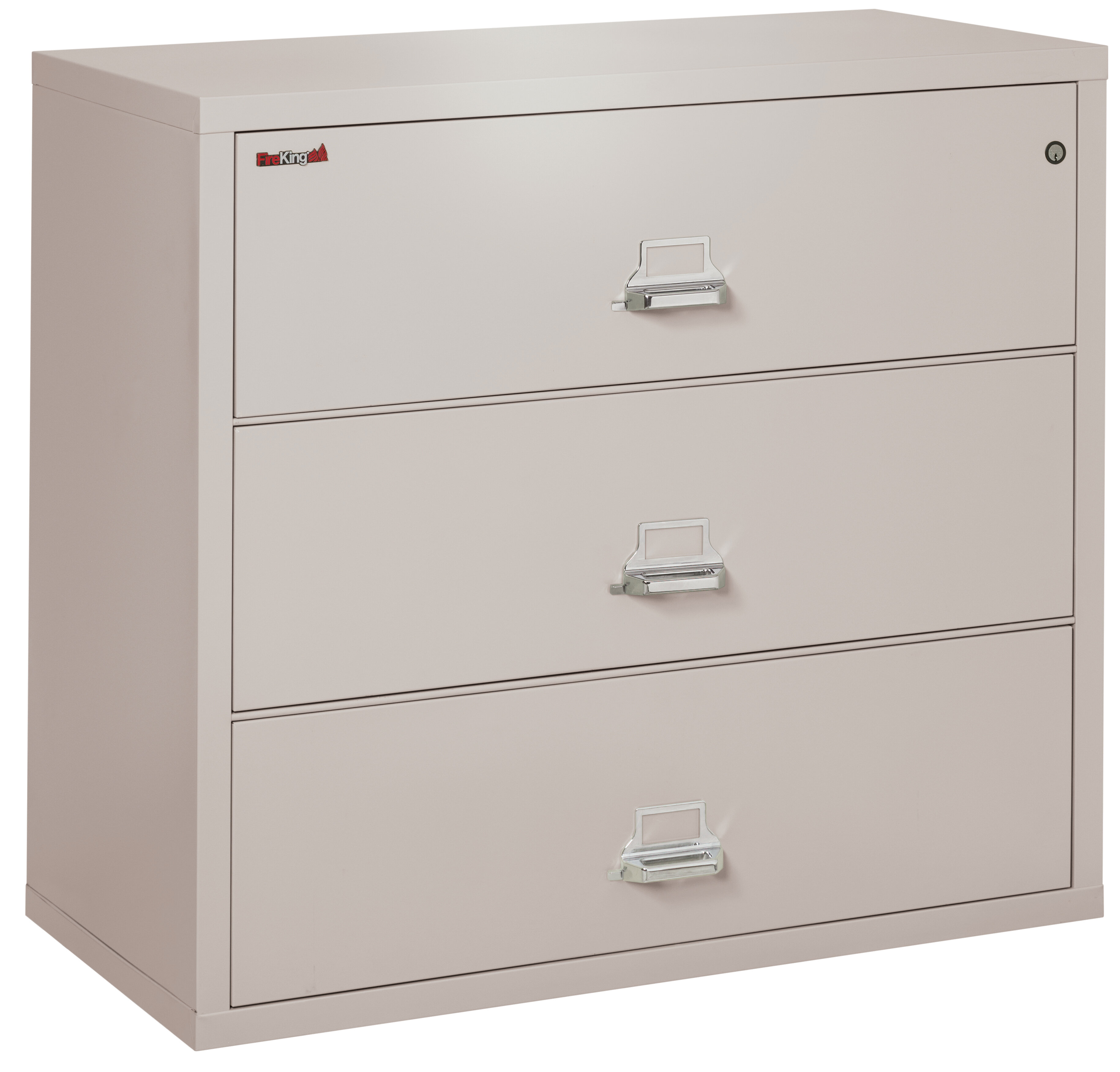 34-Drawer Lateral File Cabinet