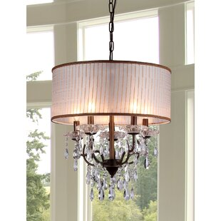 Warehouse of Tiffany Scott 6-Light Chande..