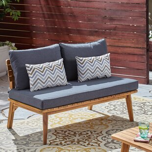 Helena Loveseat with Cushions
