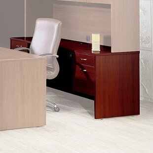 Hyperwork Executive Desk by High Point Furniture Modern