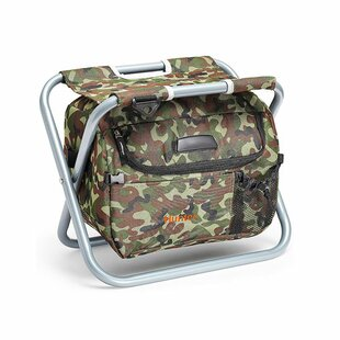 24 Can Camouflage Cooler Chair