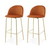 Bar & Counter Stool (Set of 2) by Meelano