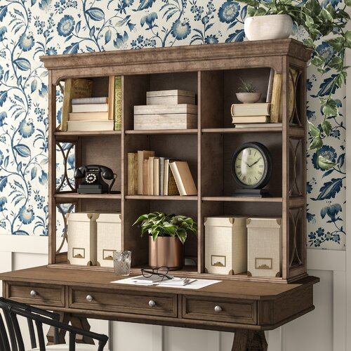 Birch Lane™ Sibylla Standard Bookcase & Reviews | Wayfair