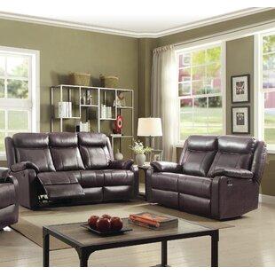 Latitude Run Roudebush Reclining Configurable Living Room Set
