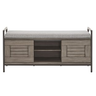 Fogle Storage Bench by Gracie Oaks