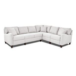 Wayfair Custom Upholstery™ William Reclining Sectional