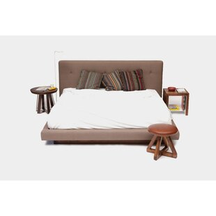 ARTLESS LRG Upholstered Platform Bed