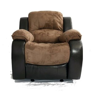 E-Motion Furniture Asher Manual Glider Recliner