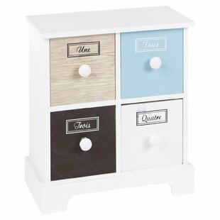 4 Drawer Chest By Symple Stuff