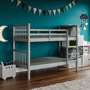 Milan Bunk Bed By Harriet Bee