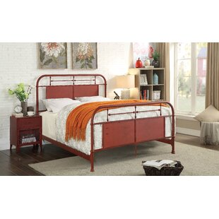 Jacinta Panel Bed