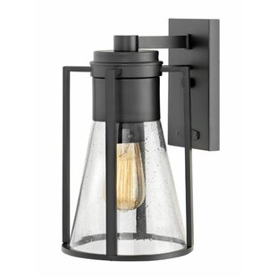 Online Reviews Refinery Outdoor Wall Lantern By Hinkley Lighting