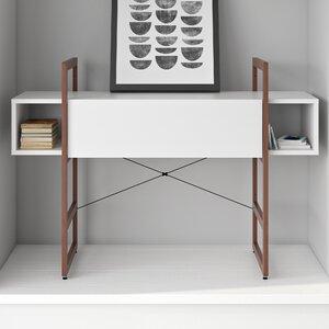 Schreibtisch MIO mit Bücherregal von Meble Vox