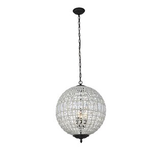 Shop For Crestview 3-Light Chandelier By Mistana
