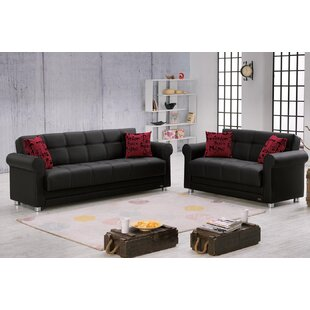 Mejias Sleeper Living Room Set by Latitude Run