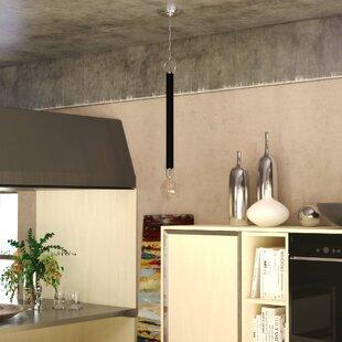 Brayden Studio Dinapoli 1-Light Bulb Pend..
