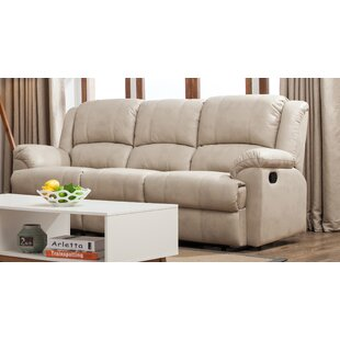 Shop Glaspie 3 Seats Double Reclining Sofa by Red Barrel Studio
