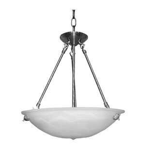 Whitfield Lighting Alana 3-Light Bowl Pendant