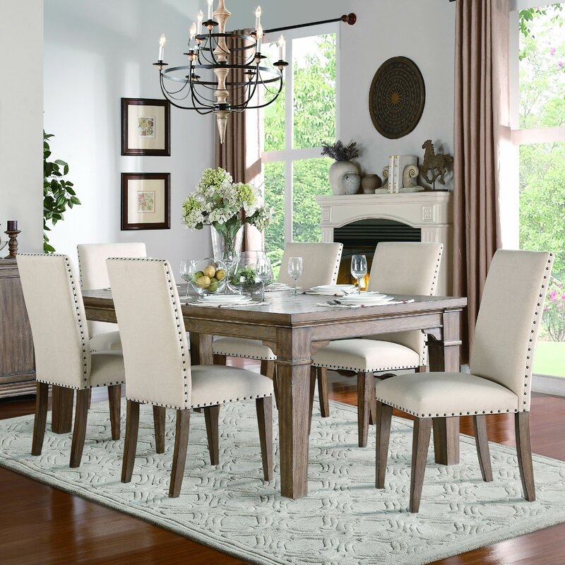 Darby Home Co Wilmington Extendable Dining Table Reviews Wayfair