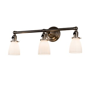 August Grove Mosser Goblet 3-Light Vanity Light