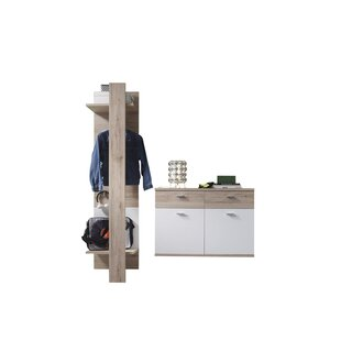 Campri 2 Piece Hallway Set By PKInvest