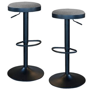 Classic Adjustable Height Swivel Bar Stoo..