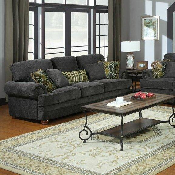 default name. Wildon Home   Crawford Sofa   Reviews   Wayfair