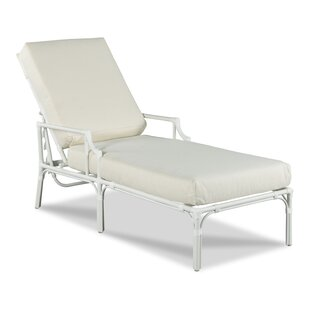 Carlyle Outdoor Chaise Lounge by Woodbridge Furniture