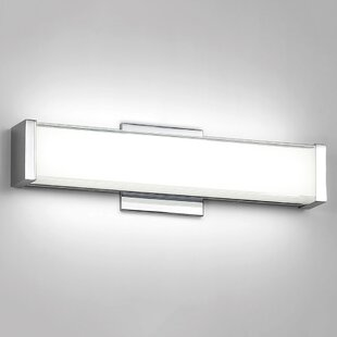 Orren Ellis Rothe 1-Light LED Bath Bar